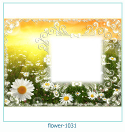 flower Photo frame 1031