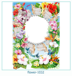 flower Photo frame 1032