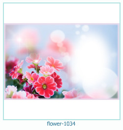 flower Photo frame 1034