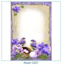 flower Photo frame 1037