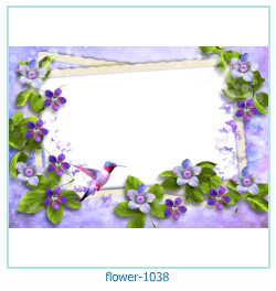 flower Photo frame 1038
