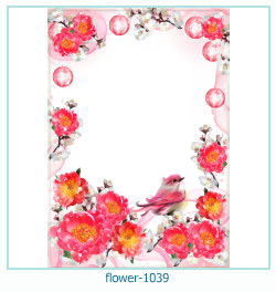 flower Photo frame 1039