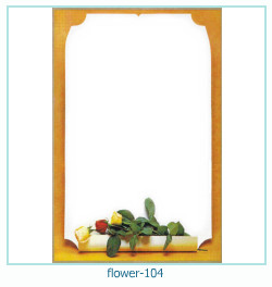 flower Photo frame 104