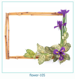 flower Photo frame 105