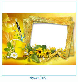 flower Photo frame 1051