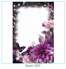 flower Photo frame 1057