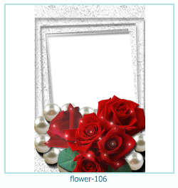 flower Photo frame 106