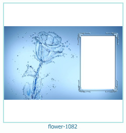 flower Photo frame 1082