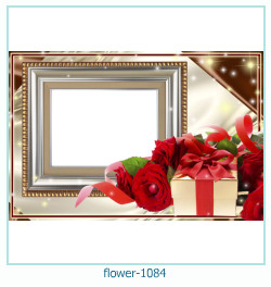 flower Photo frame 1084