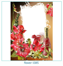 flower Photo frame 1085