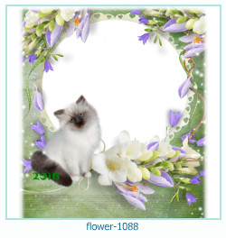 flower Photo frame 1088