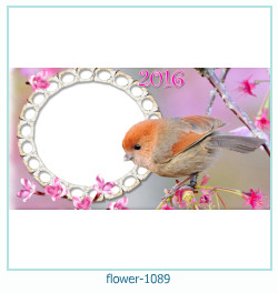 flower Photo frame 1089