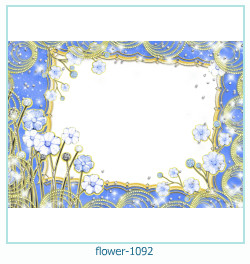 flower Photo frame 1092