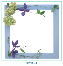 flor ano 11 ano Photo Frame