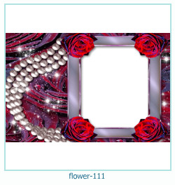 flower Photo frame 111
