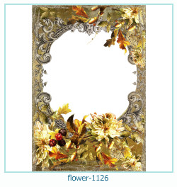 flower Photo frame 1126