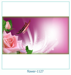 flower Photo frame 1127
