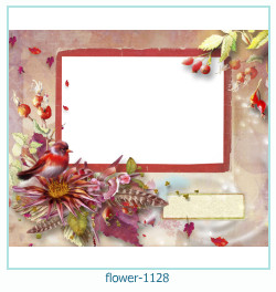 flower Photo frame 1128