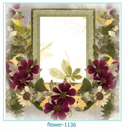 flower Photo frame 1136