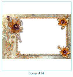 flower Photo frame 114