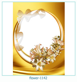 flower Photo frame 1142