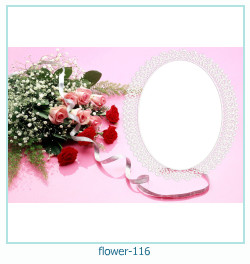flower Photo frame 116