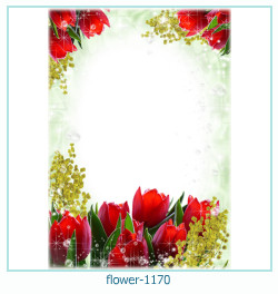 flower Photo frame 1170