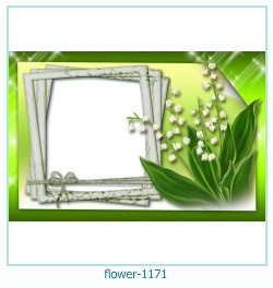 flower Photo frame 1171