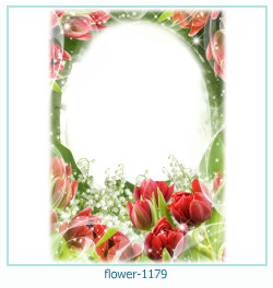 flower Photo frame 1179