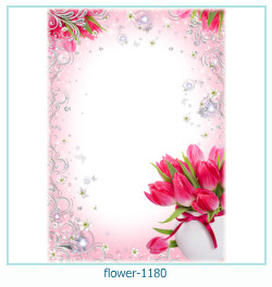 flower Photo frame 1180