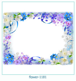 flower Photo frame 1181