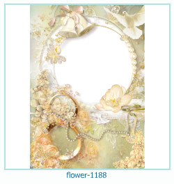 flower Photo frame 1188