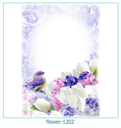 flower Photo frame 1202