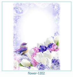 Marco de la foto de la flor 1202