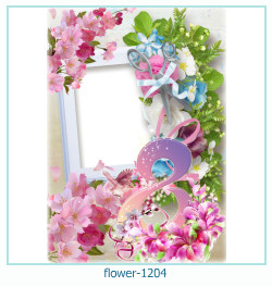 flower Photo frame 1204