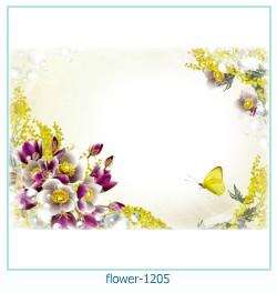 flower Photo frame 1205