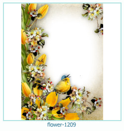 flower Photo frame 1209