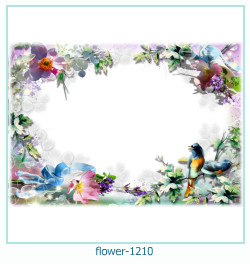 flower Photo frame 1210
