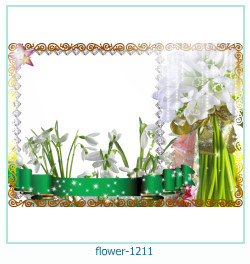 flower Photo frame 1211