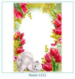 flower Photo frame 1213