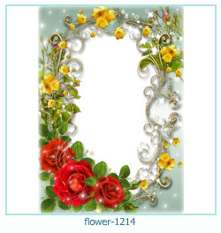 flower Photo frame 1214