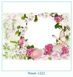 flower Photo frame 1222