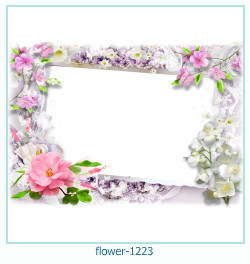 flower Photo frame 1223