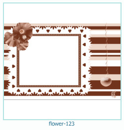flower Photo frame 123