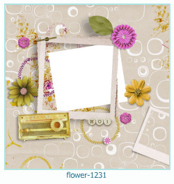flower Photo frame 1231