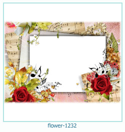 flower Photo frame 1232