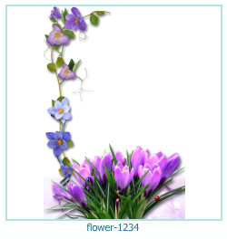 flower Photo frame 1234