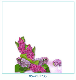 flower Photo frame 1235