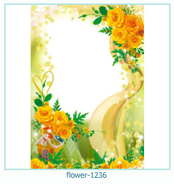 flower Photo frame 1236