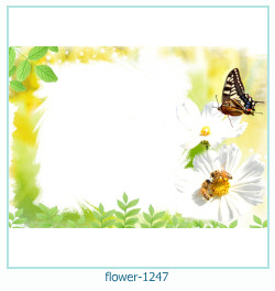 flower Photo frame 1247